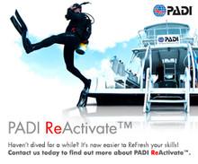PADI ReActivate - Full Program