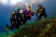 Drysuit Diver Course