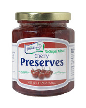 No Sugar Added Tart Cherry Preserves 11.5oz.