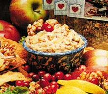 Cranberry Walnut Dip Mix