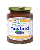 Blueberry Mustard 18oz.