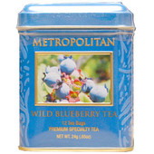 Blueberry Tea in Tin 12ct. Tin