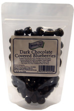 4oz Dark Chocolate Covered Blueberries