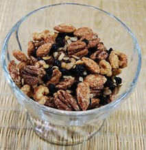 Healthy Trails - Trail Mix with Dried Blueberries