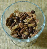 Michigan (MI) Mix - Trail Mix with Milk Chocolate Covered Blueberries