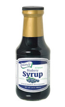Blueberry Syrup 14oz.