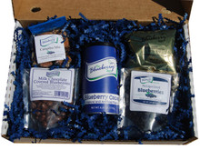 Blueberry Break Time Gift Box