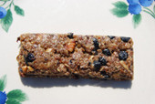 True Blue Granola Bar. Gluten Free! Approx. 2.25oz.