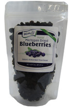 Unsweetened Dried Blueberries 3oz.