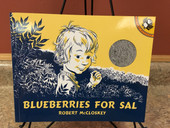 Blueberries For Sal (Story Book)