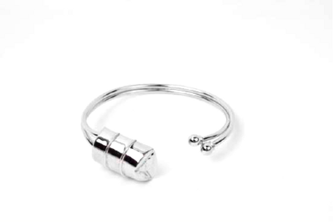Genesis Bass Drum Bracelet –Medium Drum