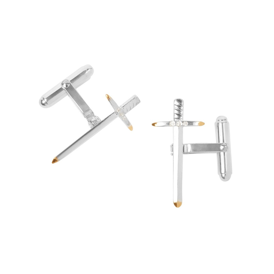 Sword of Justice Cufflinks
