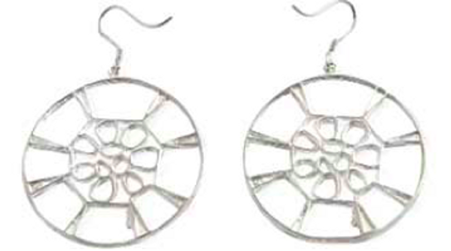 Classic Double Second Hoop Earrings
