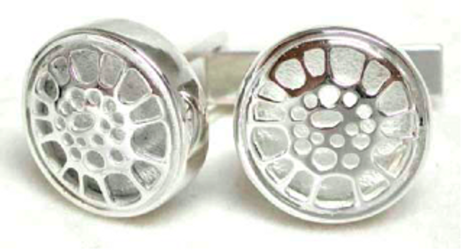 Classic Tenor Hoop Cuff Links