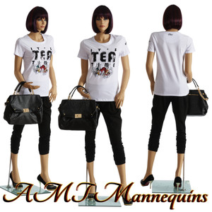 Mannequin Female Standing Model Di