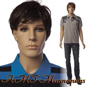 Mannequin Male Standing Model Nic (Plastic)