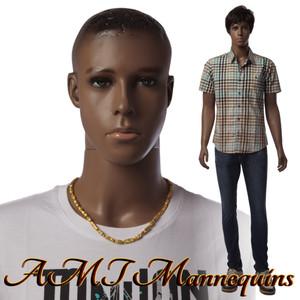 Mannequin Male Standing Model Tyler (Plastic)