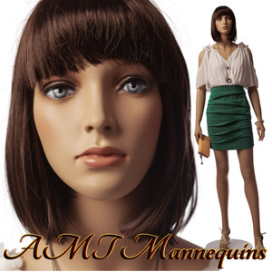Mannequin Female Standing Model Emma (Plastic) (Head B)