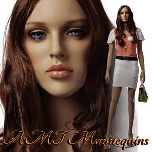 Mannequin Female Standing Model Rachel (Plastic)