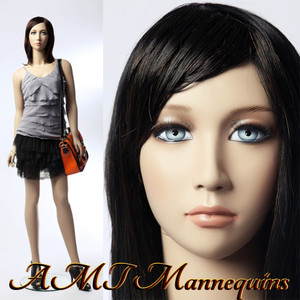 Mannequin Female Standing Model Zoe (Plastic)(2)