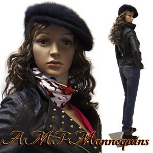 Mannequin Female Standing Model Maria (Plastic)