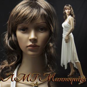 Mannequin Female Standing Model Racquel (Plastic)