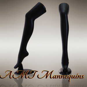 Leg Forms (Black) (Set of 6)