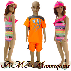 Mannequin Standing Child Model Unisex A
