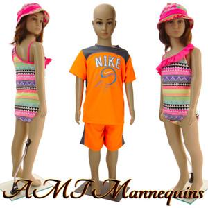 Mannequin Standing Child Model Unisex A