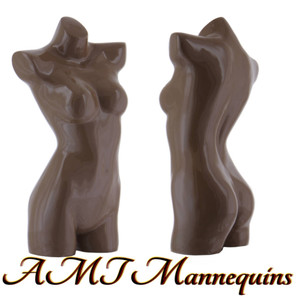 BS-11-K_Female_Torso_Glossy_Brown