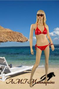 Mannequin Female Standing Model Faith
