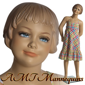 Mannequin Male Standing Child Model Kris