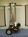 PSOC - SuperSweep Portable Pump and Filter Cart - 5 HP Gas Powered