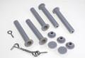 GLI Inground PROTECT A POOL Safety Fence 4' Hardware Kit