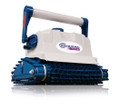 DuraMAX Duo Jr T-RC Commercial Robotic Pool Cleaner with Ultra Cart Jr.