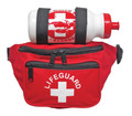 Lifeguard Safety Red Hip Pack