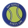 Your Serve My Serve Vibration Dampener