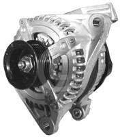 13912-270XP Dodge Truck 270XP High Amp DC Power Alternator 2001 - 2006