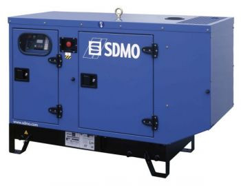 SDMO T16U IV Enclosed