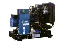30 KW JOHN DEERE Generator 30 KVA, Single phase, SDMO J30UM II