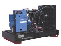 200 KW JOHN DEERE Generator 250 KVA, Three phase, SDMO J200U II Open