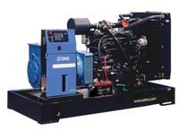 200 KVA JOHN DEERE Generator 160 KW, Three phase, SDMO J200K II Open
