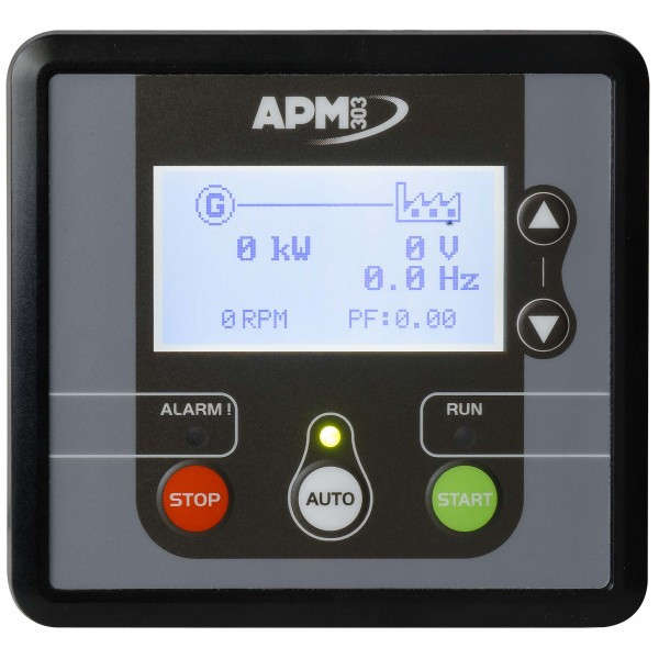Digital Control Panel : Sdmo apm digital control panel ace power parts store