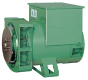 100 KW LSA 44.2 VS45 LEROY SOMER GENERATOR ALTERNATOR 125 KVA 3 PHASE