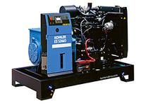66 KVA JOHN DEERE Generator 53 KW, Three phase, SDMO J66K II