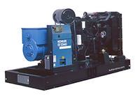 250 KW DOOSAN Generator 313 KVA, Three phase, SDMO D250U II