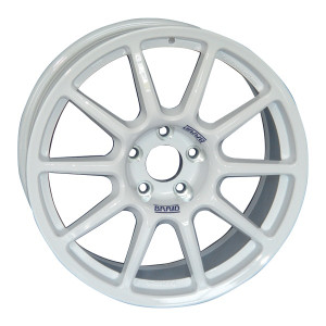"Braid - Fullrace Wheel 18x8"" - 5x112"