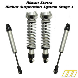 Mebar Nissan Xterra [05+] Suspension System Stage 1