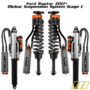 Mebar Ford Raptor [17+] Suspension System Stage 1