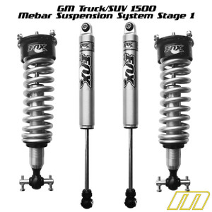 Mebar GM Truck 1500 [07-13] Suspension System Stage 1